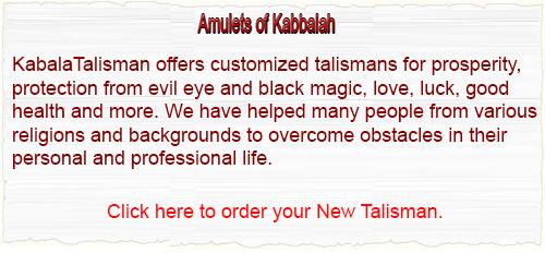 Evil Eye Protection Amulets